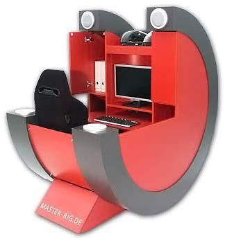fauteuil joueur le coin gamer. Black Bedroom Furniture Sets. Home Design Ideas
