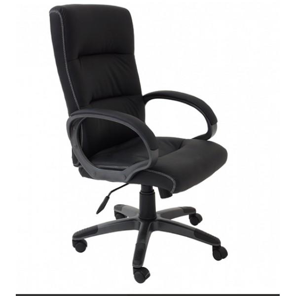Chaise de bureau noir le coin gamer - Fauteuil de bureau gamer ...