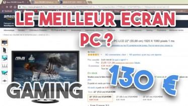 Meilleur pc gamer rapport qualit prix le coin gamer for Les meilleurs ecran pc