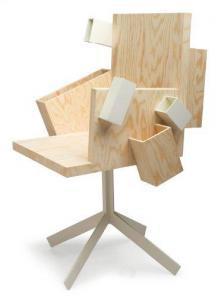 chaise bureau originale le coin gamer. Black Bedroom Furniture Sets. Home Design Ideas