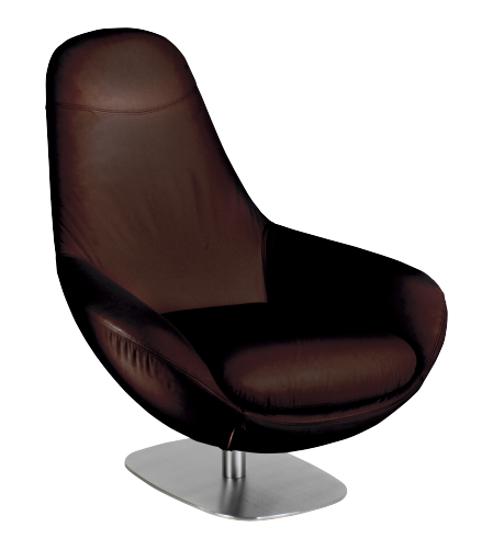 Fauteuil pivotant cuir le coin gamer