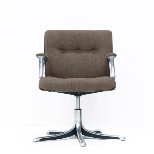 fauteuil de bureau pivotant sans roulettes le coin gamer. Black Bedroom Furniture Sets. Home Design Ideas