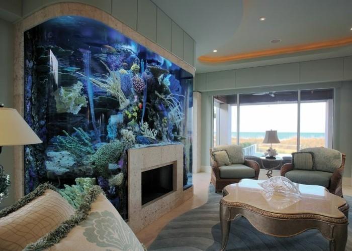 Aquarium dans le cher