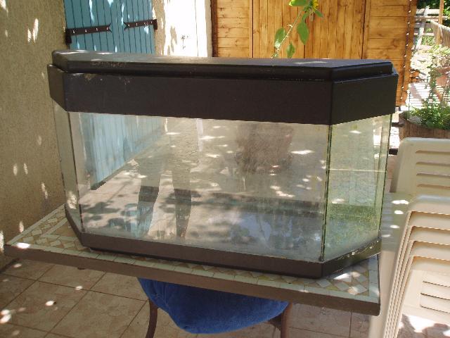Aquarium a donner