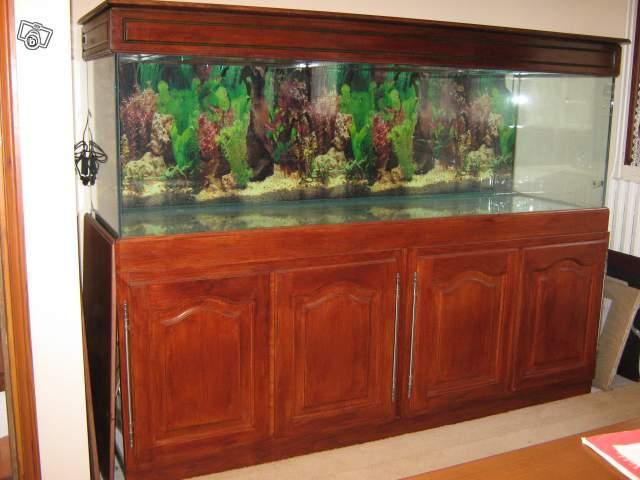 Vente meuble aquarium occasion