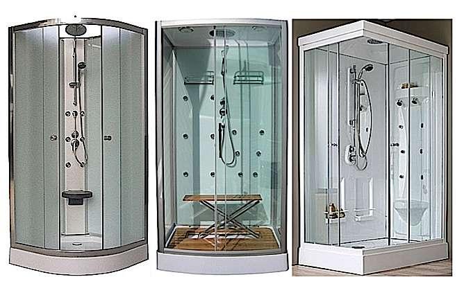 Cabine de douche leroy