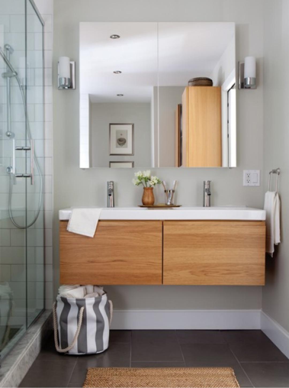 Ikea salle de bain godmorgon