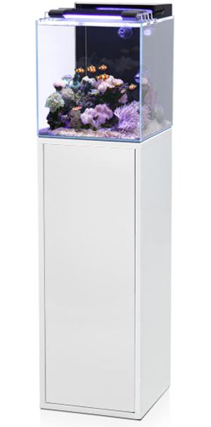 Petit meuble aquarium