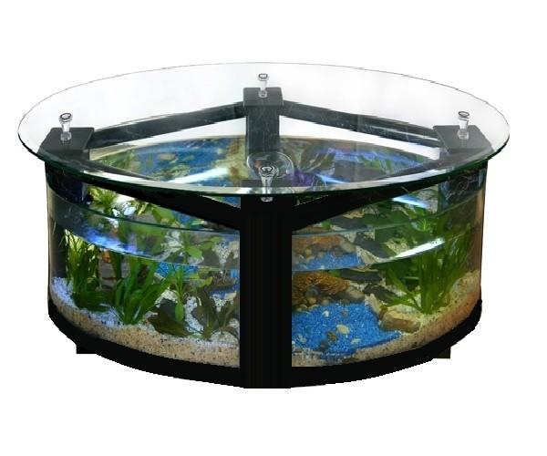 Table aquarium pas cher