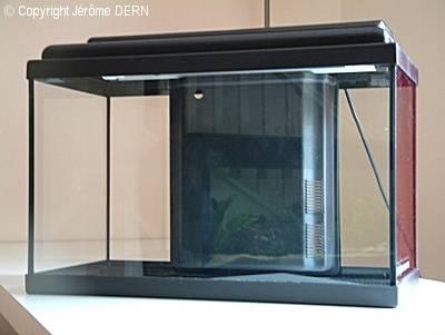 Aquarium avec pompe pas cher