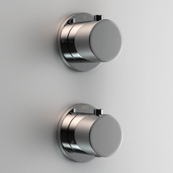 Mitigeur cabine de douche integrale