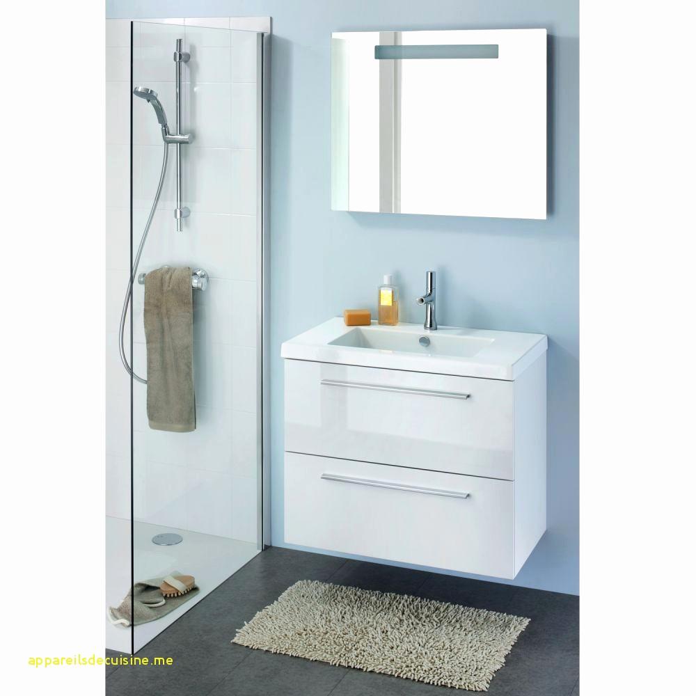 Castorama meuble lavabo