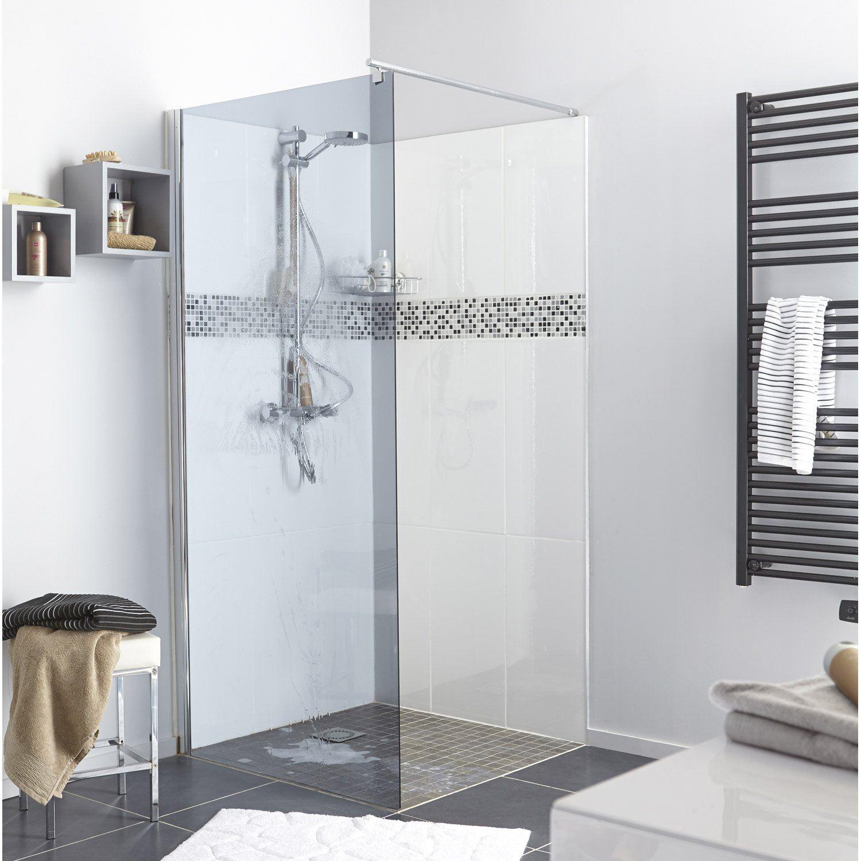 Cabine de douche leroy merlin à l'italienne