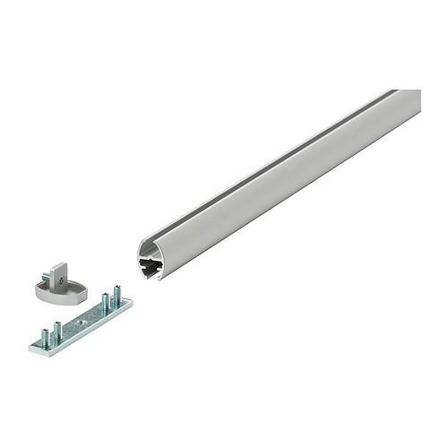Ikea rail rideau