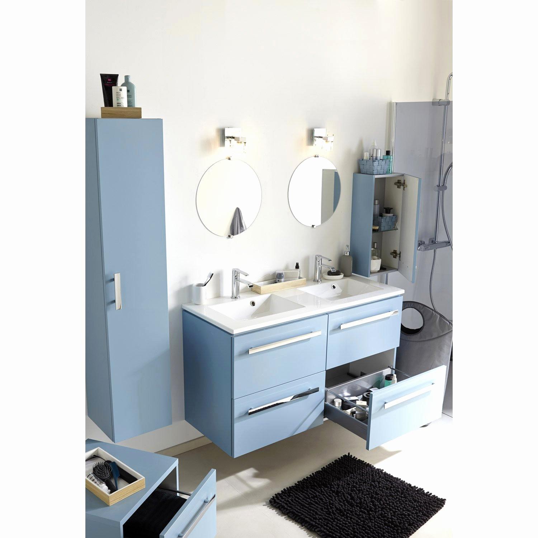 Leroy merlin meuble salle de bain remix
