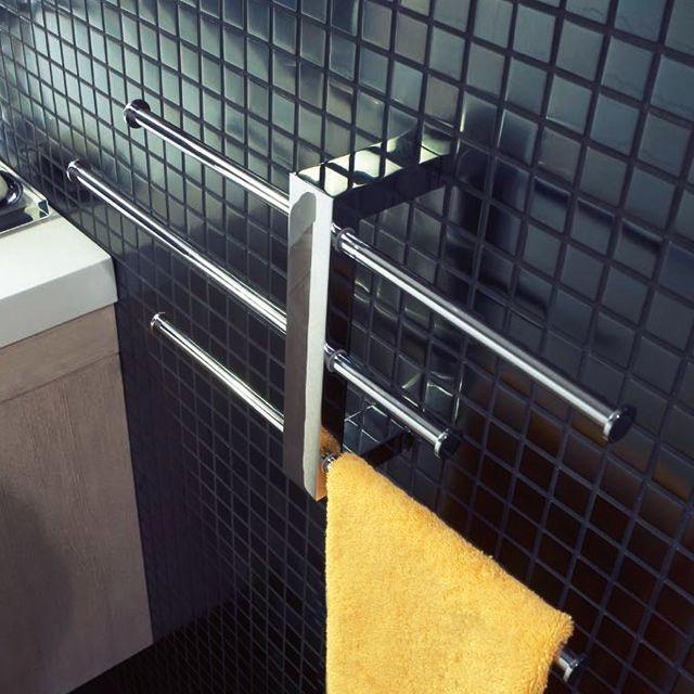 Porte serviette salle de bain castorama