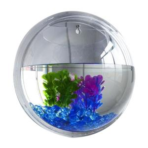Aquarium demi boule